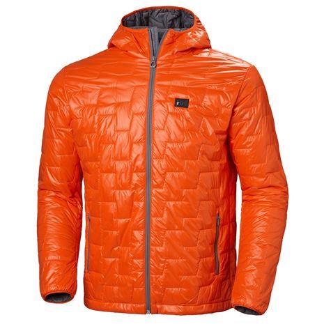 Helly Hansen Lifaloft Hooded Insulator Jacket - Bright Orange