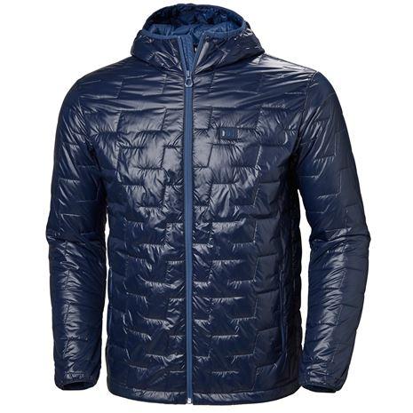 Helly Hansen Lifaloft Hooded Insulator Jacket - Navy
