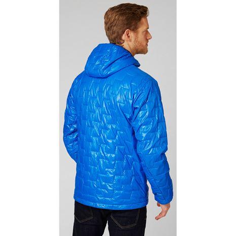 Helly Hansen Lifaloft Hooded Insulator Jacket - Electric Blue