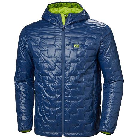 Helly Hansen Lifaloft Hooded Insulator Jacket - North Sea Blue