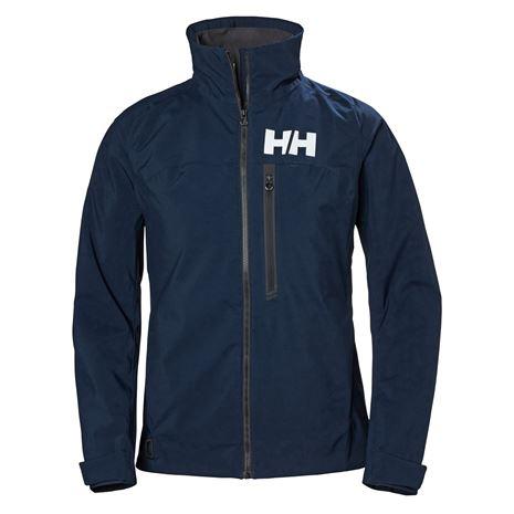 Helly Hansen Womens HP Racing Midlayer Jacket - Navy