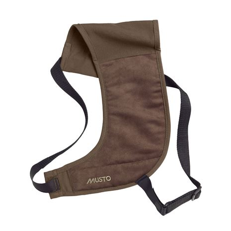 Musto D30 Recoil Shield - Dark Moss