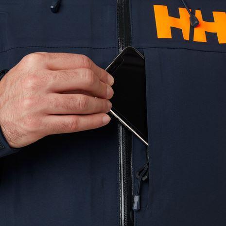 Helly Hansen Sogn Shell 2.0 Jacket - Navy