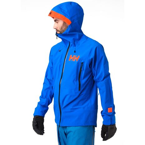 Helly Hansen Sogn Shell 2.0 Jacket - Electric Blue