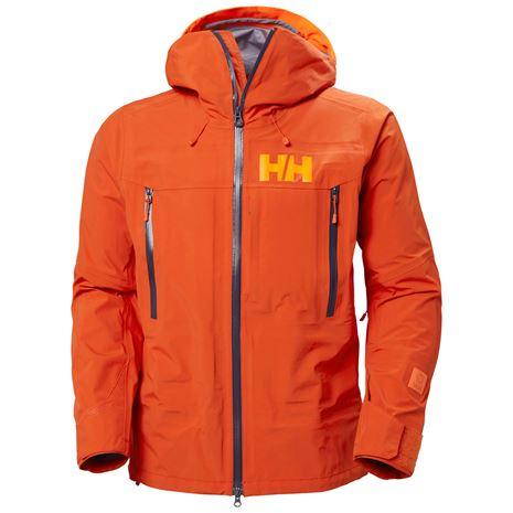 Helly Hansen Sogn Shell 2.0 Jacket - Patrol Orange