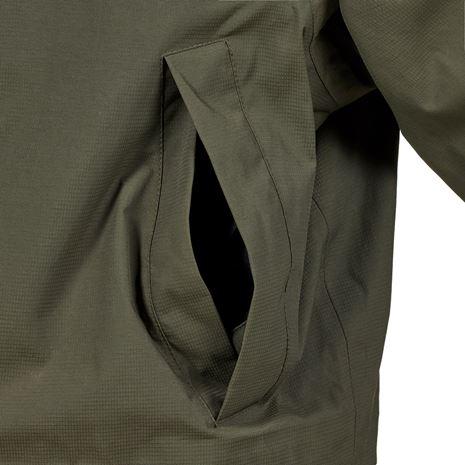 Musto Fenland BR2 Packaway Jacket - Dark Moss - Pocket