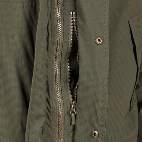 Musto Fenland BR2 Packaway Jacket - Dark Moss - Zip