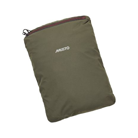 Musto Fenland BR2 Packaway Jacket - Dark Moss - Packed Away