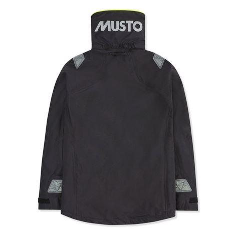 Musto Women's BR2 Coastal Jacket - Black/Black