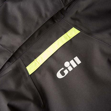 Gill Men's Navigator Jacket - Graphite