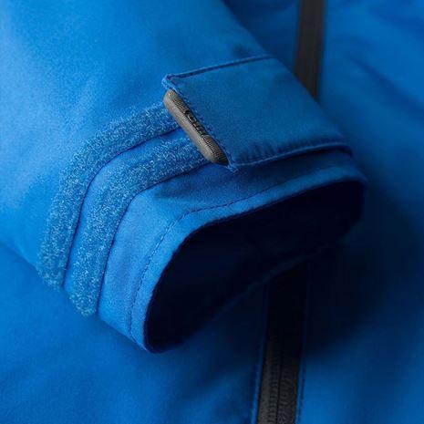 Gill Men's Navigator Jacket - Blue - Cuff detail