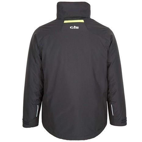 Gill Men's Navigator Jacket - Graphite - Rear