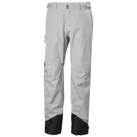 Helly Hansen Odin 9 Worlds Infinity Shell Pants - Grey Fog