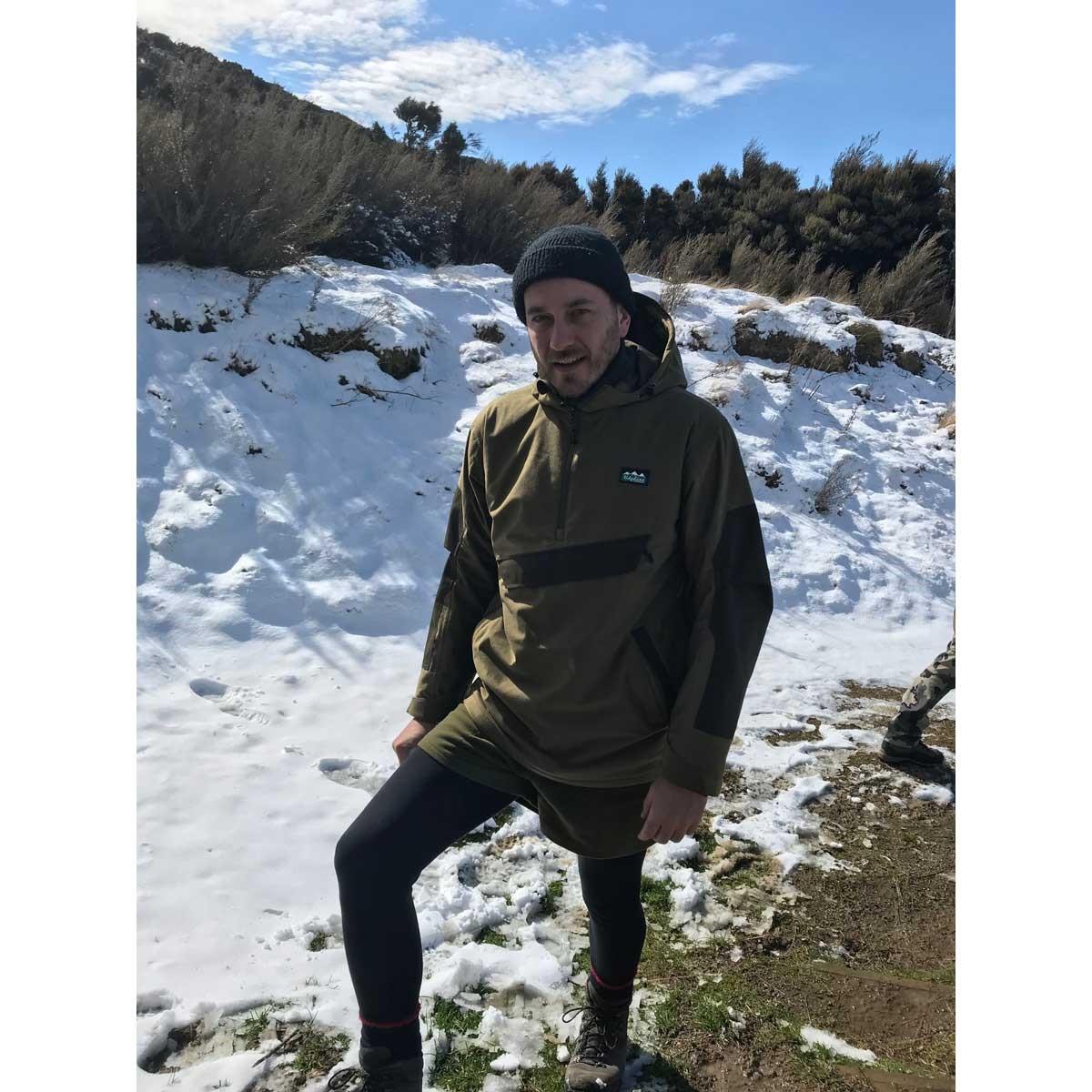 Ridgeline Pintail Explorer II Smock Teak