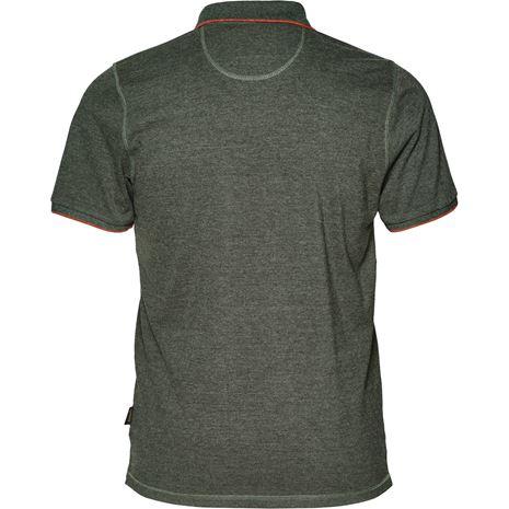 Seeland Clayton Classic Polo Shirt - Rear