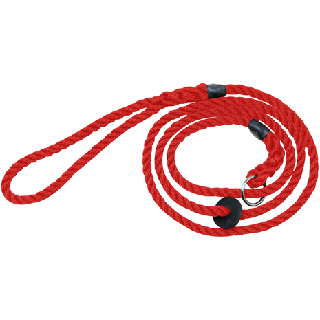 Bisley Deluxe Slip Lead - Red