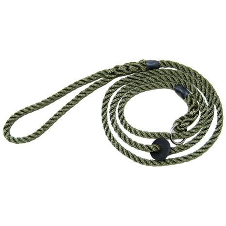 Bisley Deluxe Slip Lead - Green