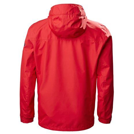 Musto Sardinia Rain Jacket - Red