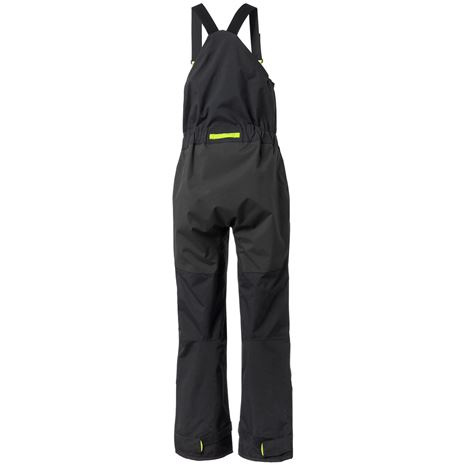 Helly Hansen Womens Pier 3.0 Bib - Ebony - Rear