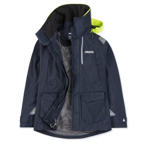 Musto Women's BR2 Offshore Jacket - True Navy/True Navy