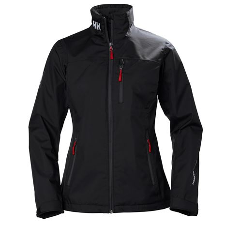 Helly Hansen Womens Crew Jacket - Black