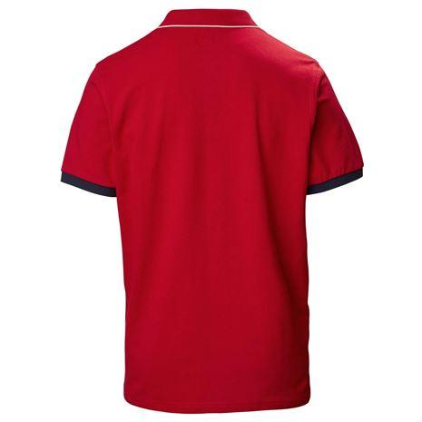 Musto Amalfi Polo Shirt - Red II