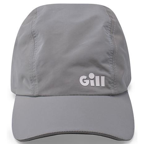 Gill Regatta Cap - Medium Grey