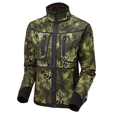 ShooterKing Women's Woodlands Softshell Jacket - Prym1 Camo exterior