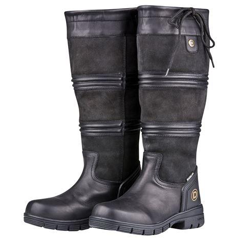Dublin Husk II Boots - Black