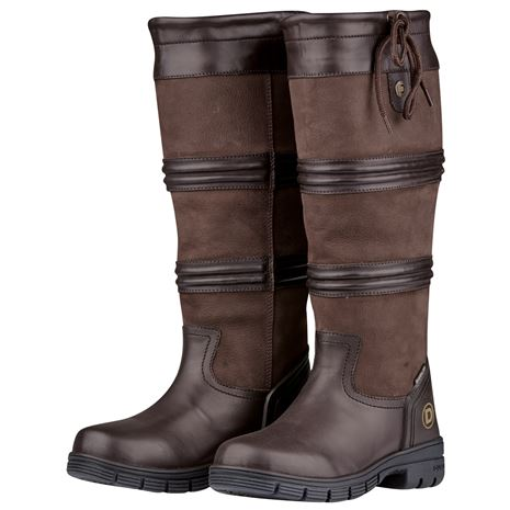 Dublin Husk II Boots - Chocolate