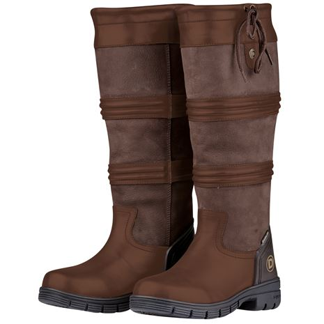 Dublin Husk II Boots - Brown