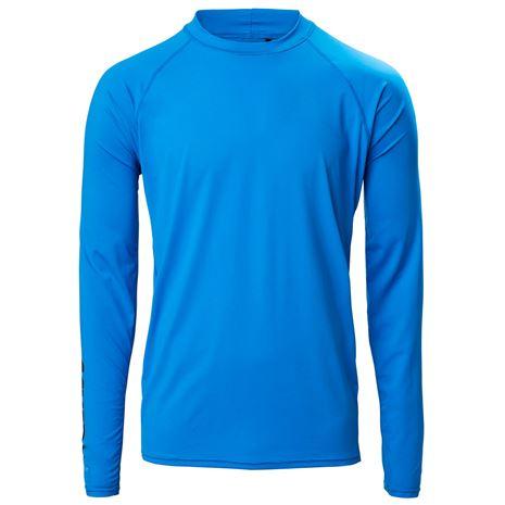 Musto Insignia UV Fast Dry Long Sleeve T-Shirt - Brilliant Blue