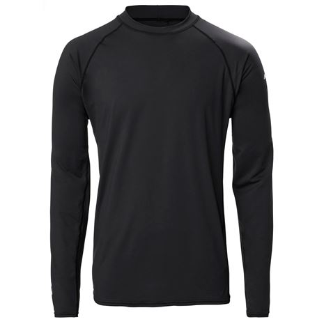 Musto Insignia UV Fast Dry Long Sleeve T-Shirt - Black