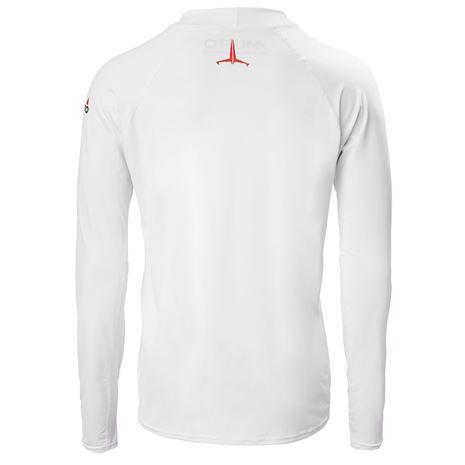 Musto Insignia UV Fast Dry Long Sleeve T-Shirt - White