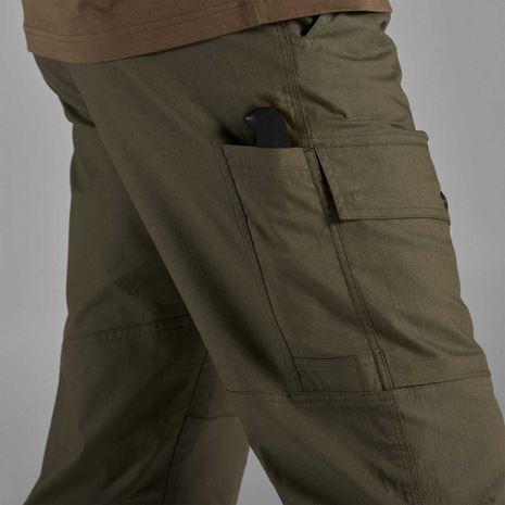 Harkila Pro Hunter Light Trousers - Light Willow Green