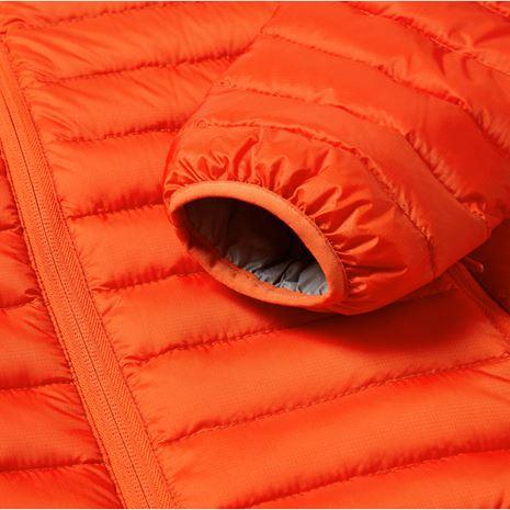 Gill Women's Hydrophobe Down Jacket - Orange