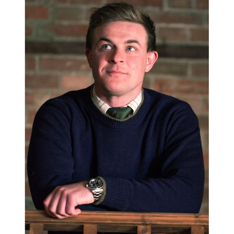 Jack Pyke Ashcombe Crewknit Pullover - Navy