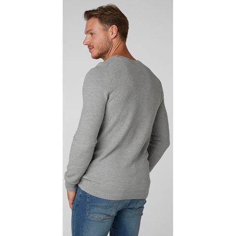 Helly Hansen Skagen Sweater - Grey Melange