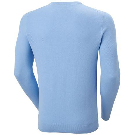 Helly Hansen Skagen Sweater - Coast Blue - Rear