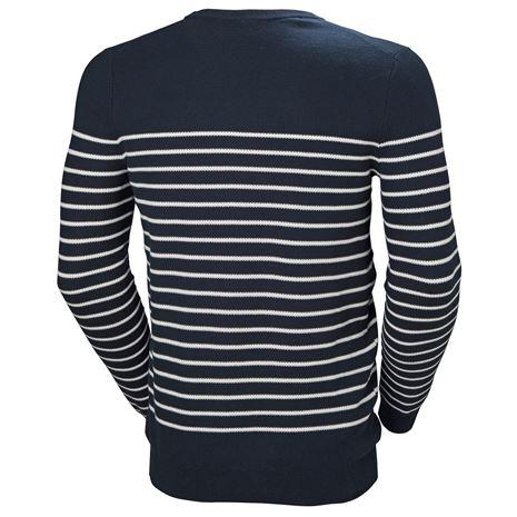Helly Hansen Skagen Sweater - Navy - Rear