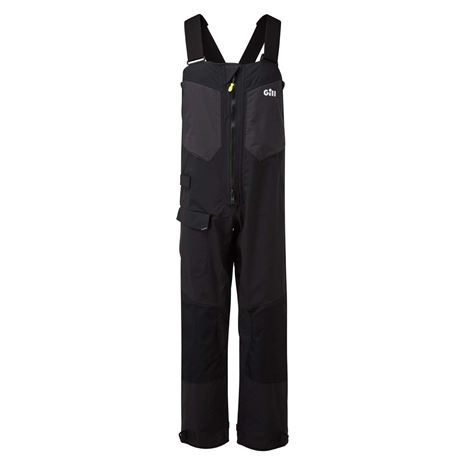 Gill OS2 Offshore Men's Trousers - Black/Graphite