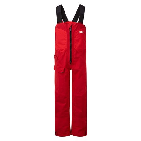 Gill OS2 Offshore Men's Trousers - Red/Bright Red