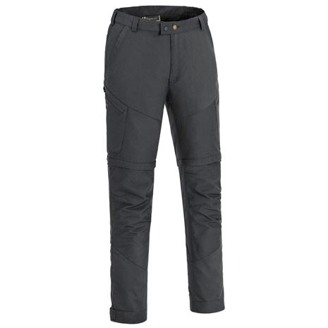 Pinewood Tiveden TC-Stretch Zip-Off Trousers - Anthracite