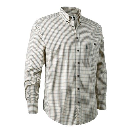 Deerhunter Jeffrey Shirt - Blue Check