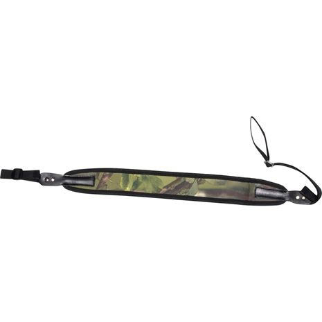 Jack Pyke Neoprene Countryman Rifle Sling - English Woodland Camo
