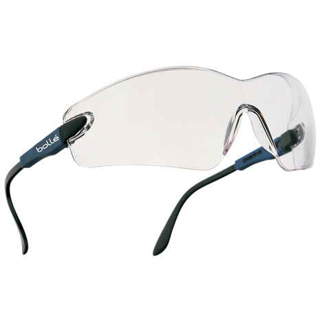 Bolle Viper Wrap Around Glasses - Clear