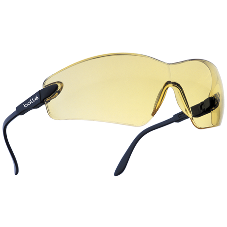 Bolle Viper Wrap Around Glasses - Yellow