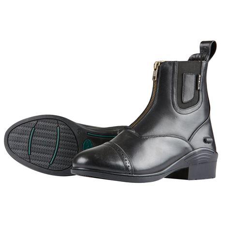 Dublin Evolution Zip Front Paddock Boots - Pair View