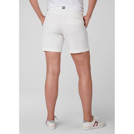 Helly Hansen Womens Crew Shorts - White
