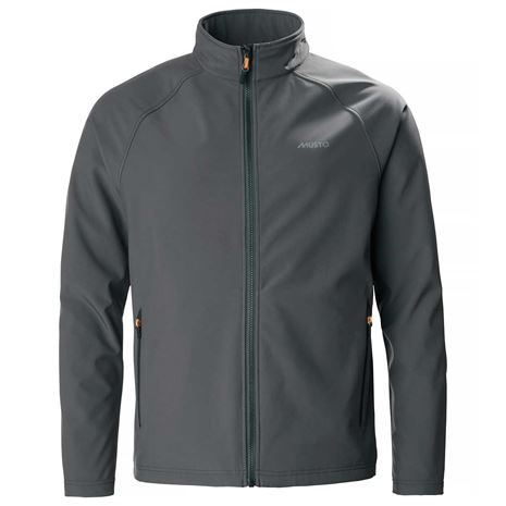 Musto Keepers Softshell Jacket - Carbon